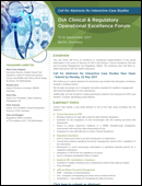Clinical & Regulatory Operational Excellence Forum