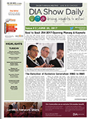 DIA 2017 Issue 3: Tuesday, June 20