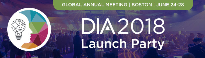 DIA 2018 Launch Party