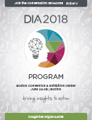 DIA 2018 Global Annual Meeting