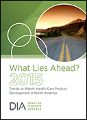 What Lies Ahead 2015 Cover
