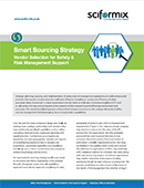 Smart Sourcing Strategy: Vendor Selection for Safety & Risk Management Support by Sciformix