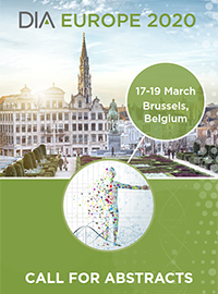 DIA Europe 2020: Call for Abstracts