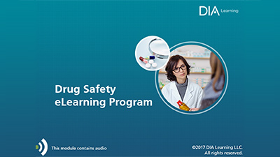 DIA eLearning Drug Safety