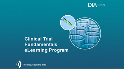 DIA eLearning Clinical Trials