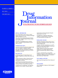 Drug Information Journal (DIJ)